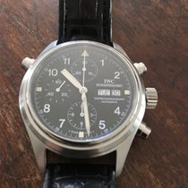 IWC Doppelchronograph Rattrappante Ref. IW3713 (Box&Papers)