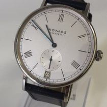 ノモス (Nomos) LUDWIG - Datum - Glasboden - German full set