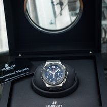 Hublot Big Bang 341 Chrono steel/ceramics