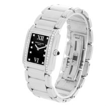Patek Philippe Twenty 4 Black Dial Diamond Ladies Watch...