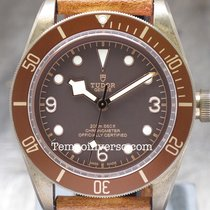 Tudor Heritage Black Bay bronze full set 79250LM