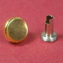 Wasserdichte vergoldete Krone mit langem Tubus Durchmesser:...