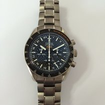 Omega Speedmaster HB-SIA Co-Axial GMT Chronograph