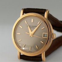 Patek Philippe Rose Gold Calatrava Automatic
