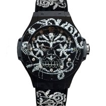 Hublot Big Bang Broderie Ceramic 41 mm