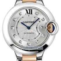 Cartier Ballon Bleu 33mm we902061
