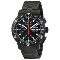 Fortis Cosmonautis Monolith Automatic Men's Chronograph Watch