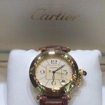 Cartier pasha yellow gold