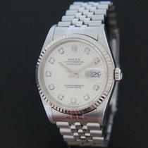 Rolex Oyster Perpetual Datejust Diamonds