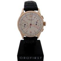 Baume & Mercier chronograph oro rosa 18 kt