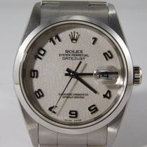 Rolex datejust ref. 16200  LIKE NEW  NEVER POLISHED