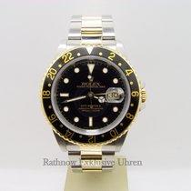 Rolex GMT Master II Stahl/Gelbgold