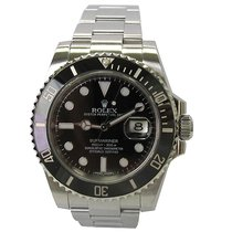 Rolex Submariner Steel Oyster Perpetual #116610 - Random Serial