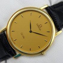 Omega De Ville Quarz - Gold 750