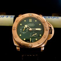 Panerai Luminor Submersible  Bronzo 1950 PAM 507