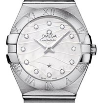 Omega Constellation Quartz 27 Mm - 123.10.27.60.55.003