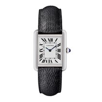 Cartier Tank Solo 31mm Ladies Watch Ref WSTA0030