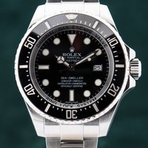 Rolex Deepsea, V-Serie, Reference 116660, MK I, Full Set