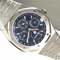 Audemars Piguet - Royal Oak 26574ST.OO.1220ST.02 Blue Dial Steel