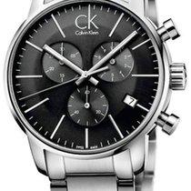 ck Calvin Klein city Herren Chronograph K2G27143
