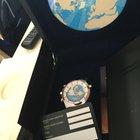 Edox Geoscope Automatic GMT limited 300 pcs