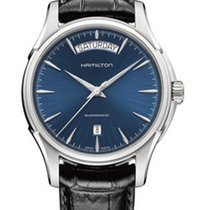 Hamilton Jazzmaster Day Date Automatic Blue Dial T