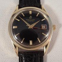 Breitling TransOcean (rare black dial) Automatic B126 vintage...