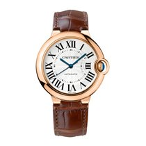 Cartier Ballon Bleu Automatic Mid-Size Watch Ref W6900456