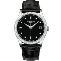 Patek Philippe Calatrava 5297G-001 White Gold Watch