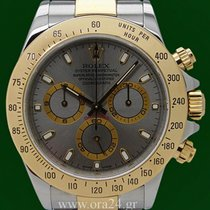 Rolex Daytona Cosmograph 116523 Gold Steel Box&Papers