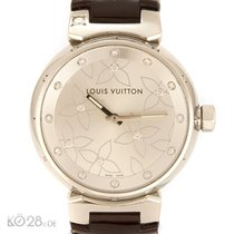 Louis Vuitton Tambour Q131F2 Diamond ø 33,5 mm Box + Papers...