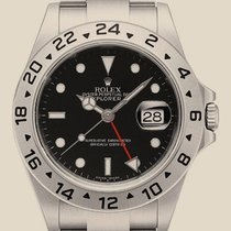 Rolex Explorer II DATE STAINLESS