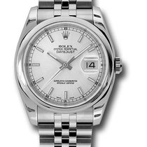 Rolex Datejust 36mm - Steel Domed Bezel - Jubilee Bracelet