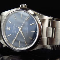Rolex Pre-Owned Mens Rolex 34 MM Air King Oyster Stainless...