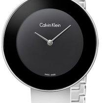 ck Calvin Klein chic Damenuhr K7N23C41