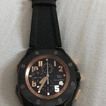 Audemars Piguet Royal Oak Offshore Rose Gold Arnold Schwarzene...