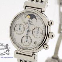 IWC Da Vinci Ladies Chronograph 3736 SERVICED by IWC Warranty
