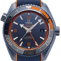 Omega Seamaster Planet Ocean 600 M Co-Axial Master Chronometer...