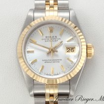 Rolex Datejust Edelstahl Gelbgold 750 Automatik Lady Date Jus