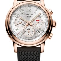 Chopard Mille Miglia Chronograph 18K Rose Gold Men's Watch