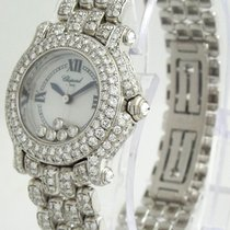 "Chopard ""Happy Sport Diamond"" Watch 11.ct in Diamonds..."