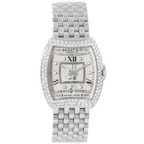 Bedat & Co No. 3 Stainless Steel Diamond Ladies Watch...
