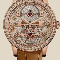 Girard Perregaux Haute Horlogerie Tourbillon with Three Gold...