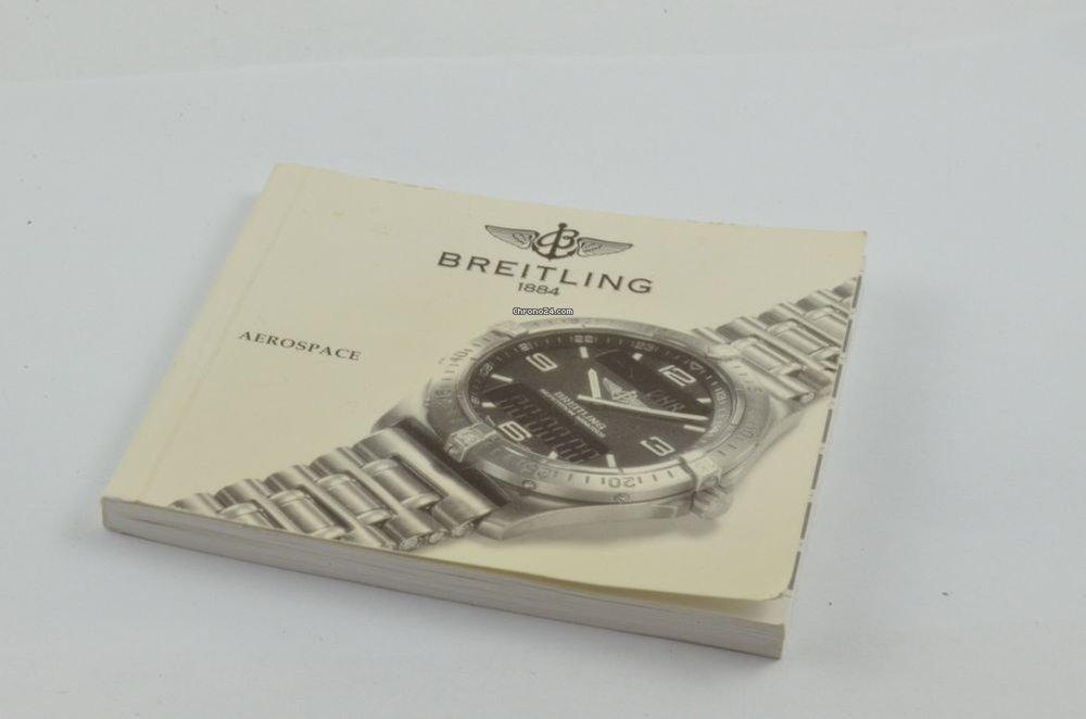 Breitling Anleitung Manual Crosswind Special Anleitungen Uhren & Schmuck