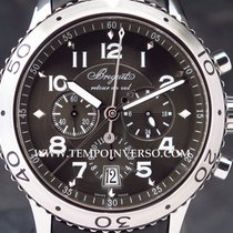 Breguet Type XXI Chronograph flyback Box & Paper 3810ST/92...