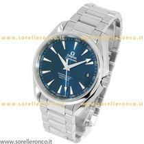 歐米茄 (Omega) Aqua Terra Master Coaxial 150m Blue Dial 231104221...