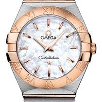 Omega Constellation Brushed 27mm 123.20.27.60.05.001