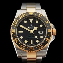 Rolex GMT-Master II Ceramic Stainless Steel/18k Yellow Gold...