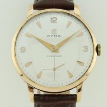 Cymaflex Vintage Manual Winding 18K Gold 60-1005