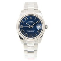 勞力士 (Rolex) Lady Datejust White Gold And Steel Blue Automatic...